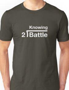 GI Joe: Knowing is half the battle (army green drab) Unisex T-Shirt
