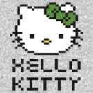 8 Bit Kitty by Alsvisions