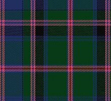 10018 Cooper/Couper Clan/Family Tartan Fabric Print Ipad Case by Detnecs2013