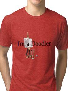 I'm A Doodler *2 Tri-blend T-Shirt
