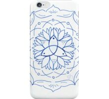 Trinity Mandala iPhone Case/Skin