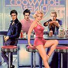 Hollywood Diner by KaneDeanMonroe