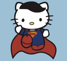 Meow of Steel! Hello SuperKitty! by cinemasiax