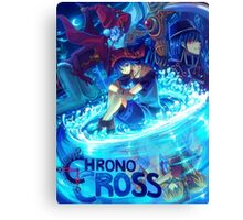 Chrono Cross: Two Worlds Canvas Print