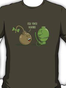 Mr. & Mrs BOMBS T-Shirt