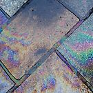 'A Fallen Rainbow' by biddumy