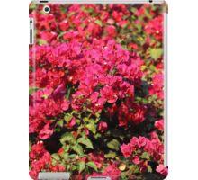 Bougainvillea Flowers iPad Case/Skin