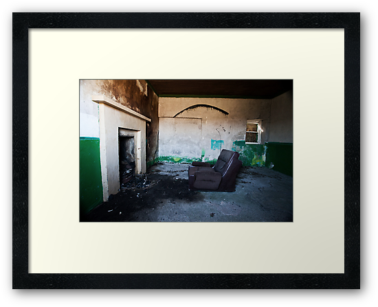 Sitting Room by Kevin Hayden