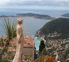 Eze, Côte d'Azur by EmilFingal