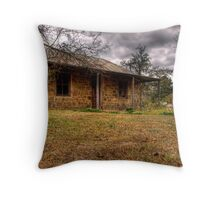 Old Cottage- Hill End Throw Pillow
