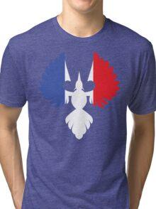 France Phoenix Tri-blend T-Shirt