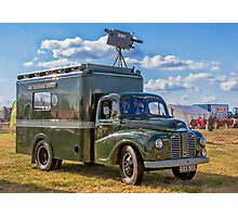 "1953 Austin Lodestar TV Vehicle RXX905 ""Thumper"" Photographic Print"