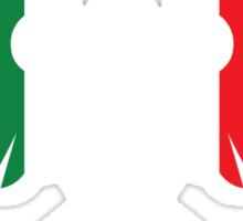 Italy Phoenix Sticker