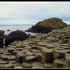 The Giant's Causeway by EmilFingal