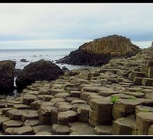 The Giant's Causeway by EmilFingal