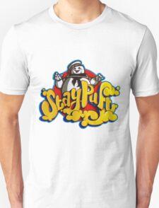 Stay Puft Marshmallow Man Logo - Graffiti T-Shirt