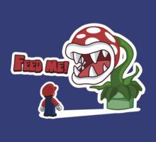 Feed me! by dutyfreak