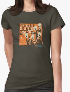 Cantina Jazz Womens Fitted T-Shirt