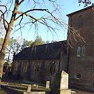 St Luke's Church, Smithfield, VA by AJ Belongia