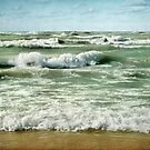 Wave Action by Kathilee