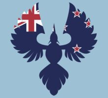 New Zealand Phoenix Baby Tee