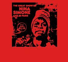 Nina Simone Live Unisex T-Shirt