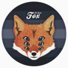 Six Eyed Fox by James McKenzie