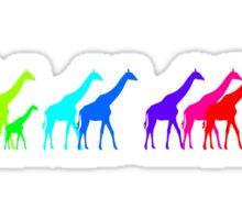 Herd o' #1 Sticker