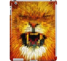 ANGRY LION iPad Case/Skin