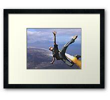 Super me Framed Print
