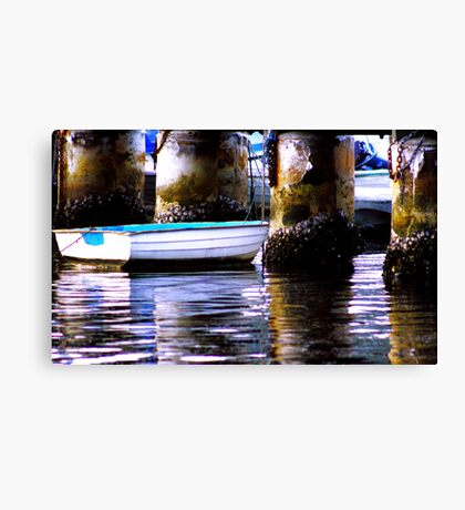 Tranquil Reflections Canvas Print