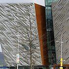 Titanic Museum - Belfast Northern Ireland by Ren Provo