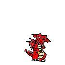 Bob the dragon! by Robert  Taylor