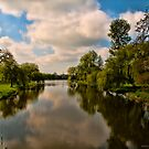Wedgwood Lake by Aggpup
