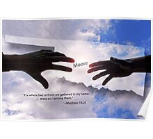 Prayers for Moore, Oklahoma Poster