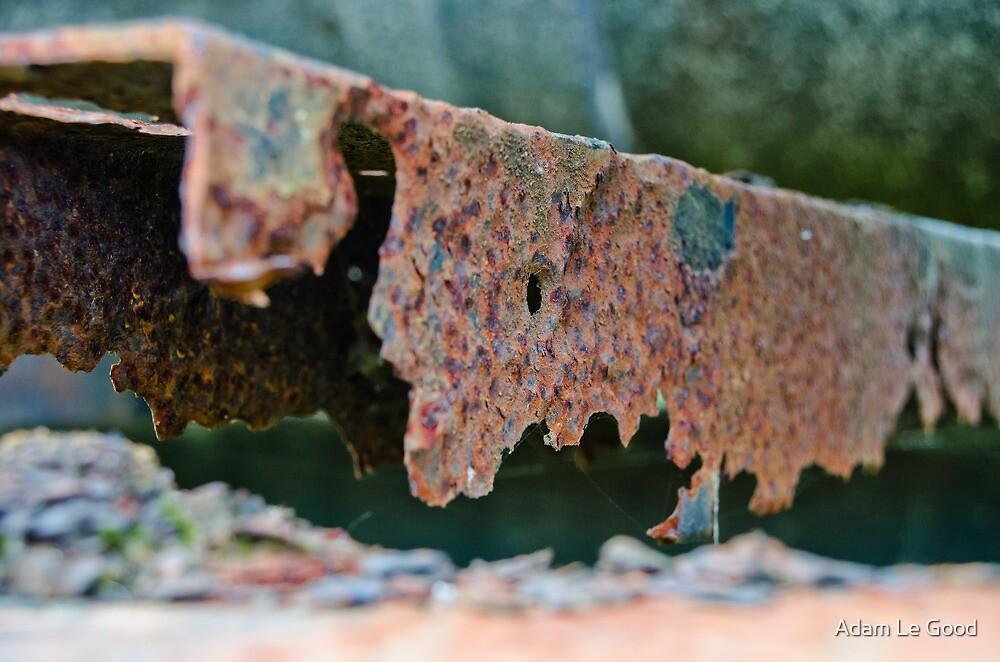 Rust II by Adam Le Good