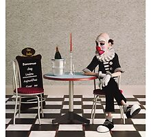 Lonely as a Clown by Liam Liberty