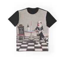Lonely as a Clown Graphic T-Shirt