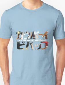 cowboy bebop logo faye jet spike ed anime manga shirt T-Shirt