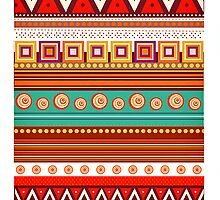 【500+ views】Indian Style (印第安式) iPhone Case by Shaojie Wang