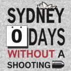 Sydney shootings by Diabolical