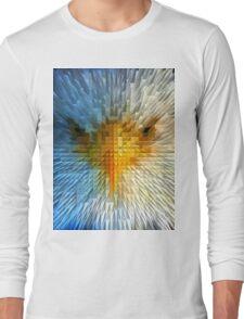 ANGRY EAGLE Long Sleeve T-Shirt