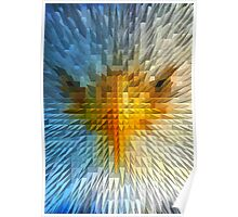 ANGRY EAGLE Poster