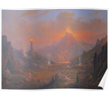 Mordor.Land Of Shadow Poster