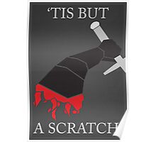 Monty Python: Black Knight Poster