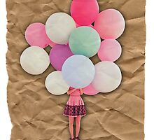 Balloons are always the answer by Amy McCabe