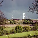 Severn Bridge by Markbusa