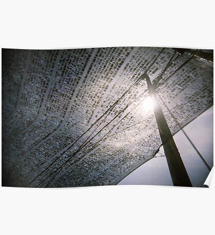 Capture The Sun - Lomo Poster