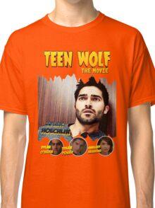 Teen Wolf Old Comic [Derek] Classic T-Shirt