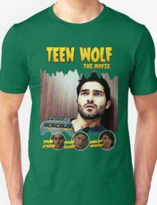Teen Wolf Old Comic [Derek] T-Shirt